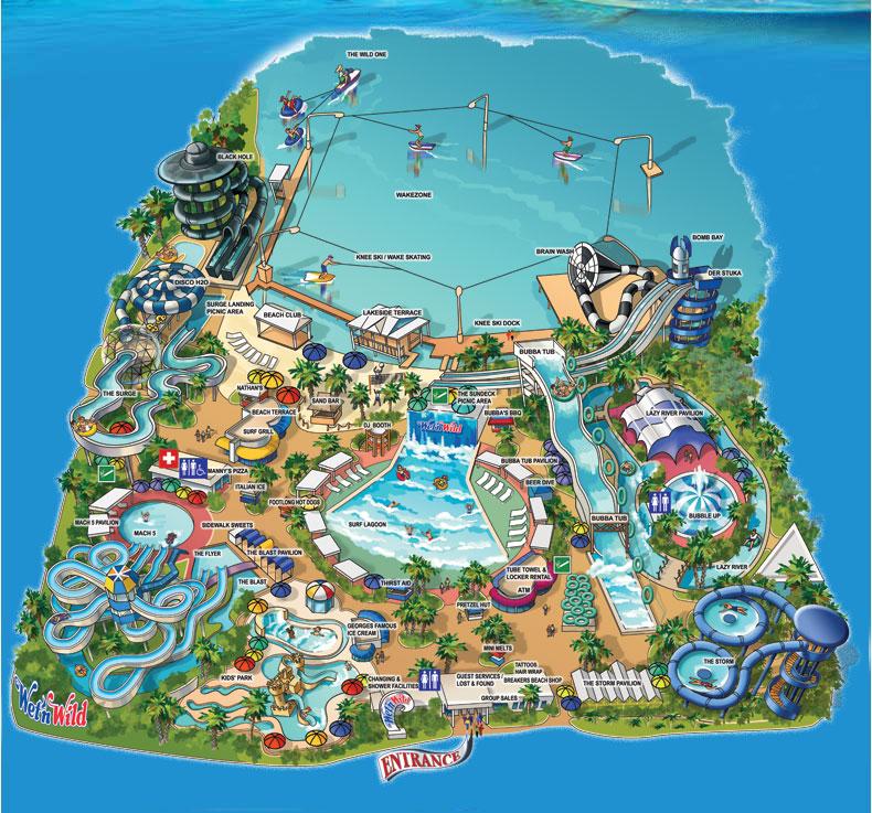 the beach waterpark